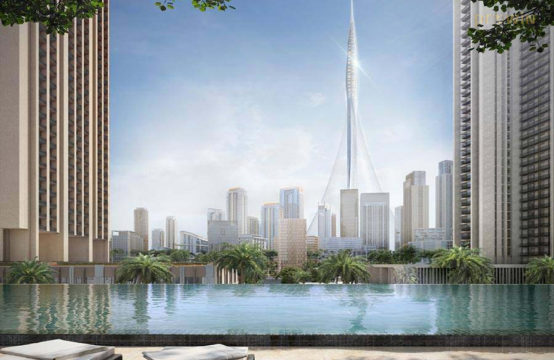 emaar17iconbay Emaar waterfront property