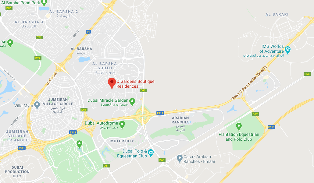 Qgardens-maps-location