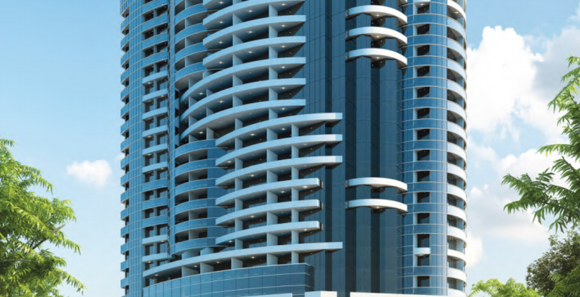 Blue Wave Tower