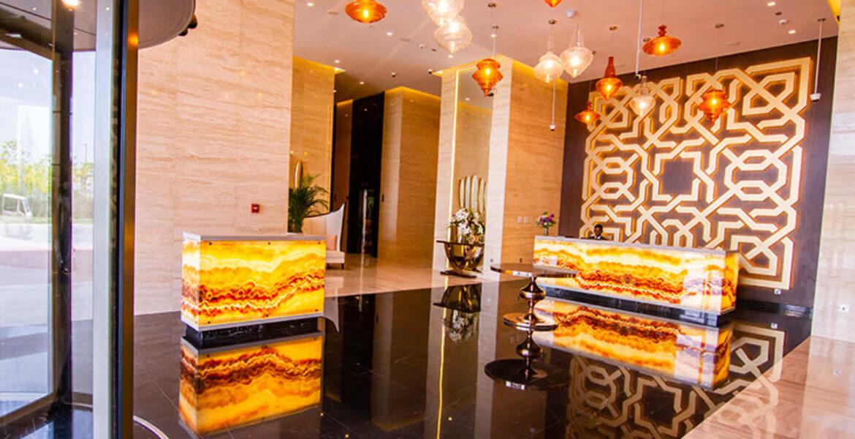 Ghalia Towers highlights2